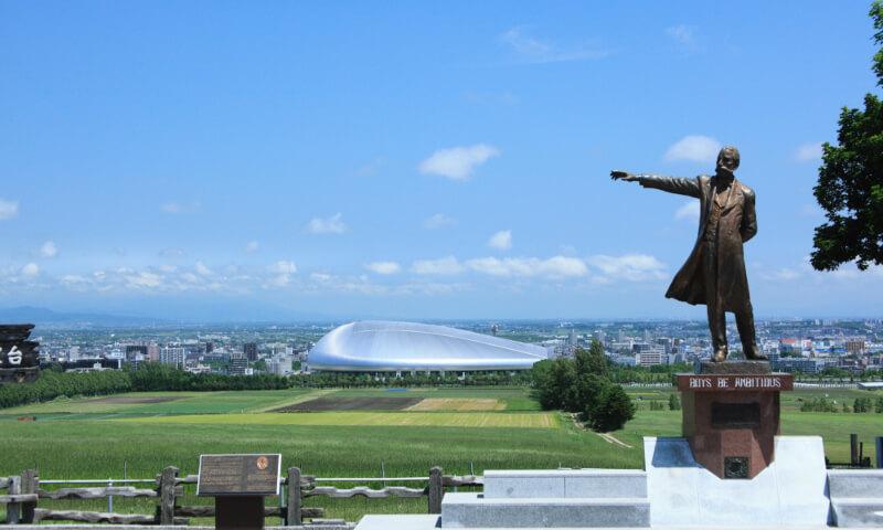 札幌観光と雲海テラス